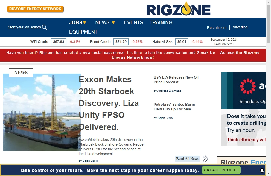 Examples of Natural Gas Websites With Fantastic Designs 24