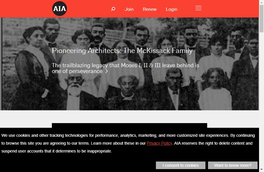 Great Architecture Website Examples 27