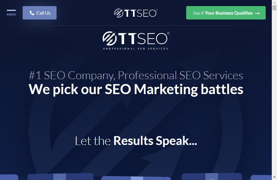 13 Amazing SEO Websites Design Examples in 2021 25
