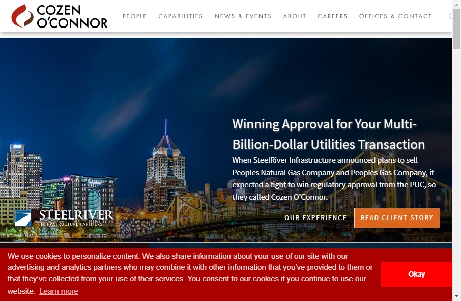 25 beautifully designed Attorneys website examples in 2021 26