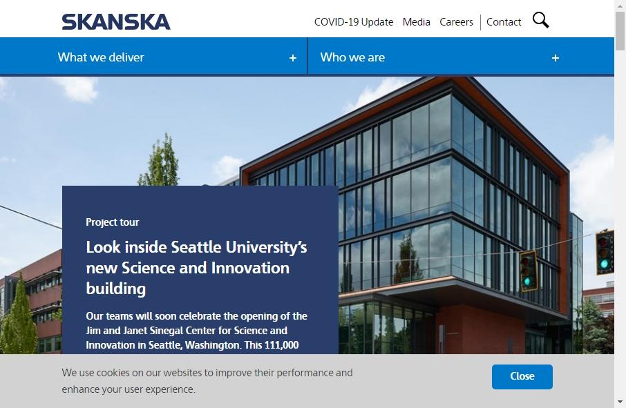 13 Best Contractors Websites Design Examples for 2021 24