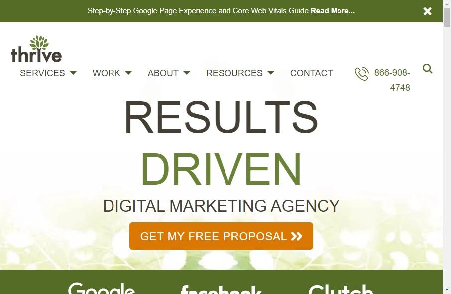 20 Best Marketing Websites Design Examples for 2021 26