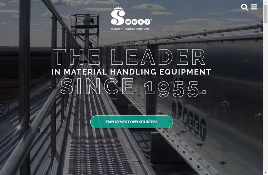 20 beautifully designed Manufacturing websites examples in 2021 27