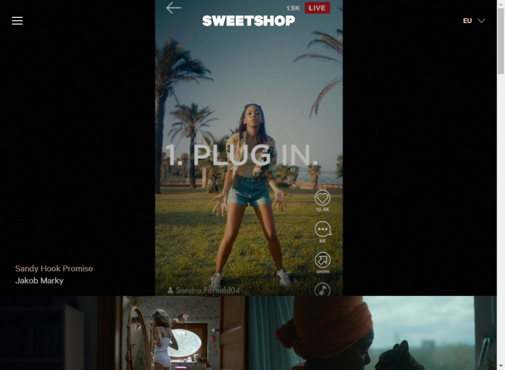 Best Minimalist Websites Design Ideas – Web Design Inspirations 25