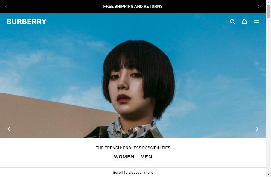 14 Amazing Luxury Website Design Examples in 2021 25
