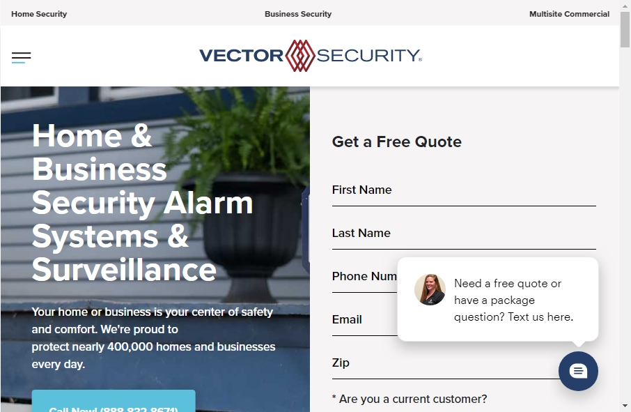 14 Examples of Inspirational Security Websites 23