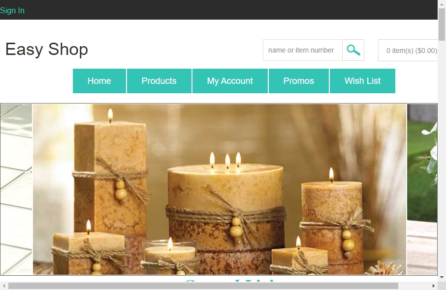 10 Shop Websites Examples to Inspire Your Site 23