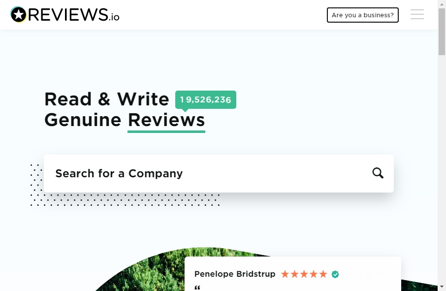 15 Best Review Website Design Examples for 2021 27