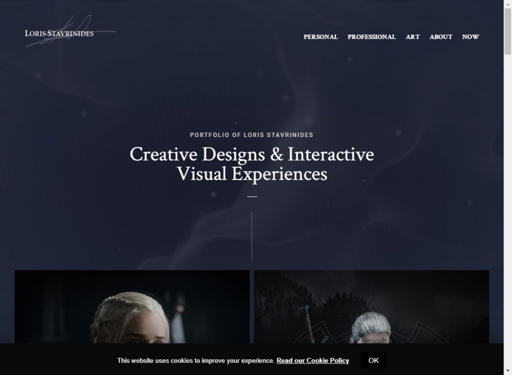 13 Beautifully Designed Video Websites 27