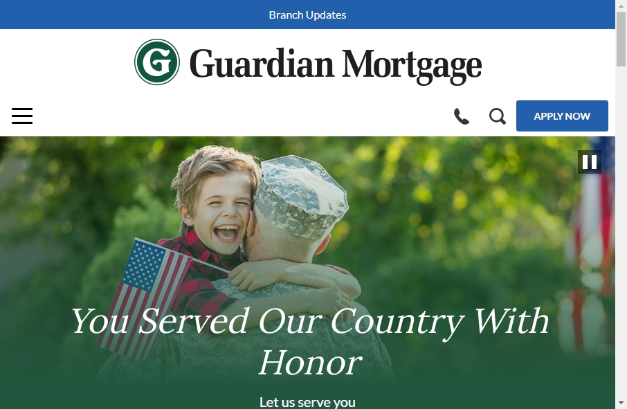 11 Examples of Inspirational Mortgage Websites 23
