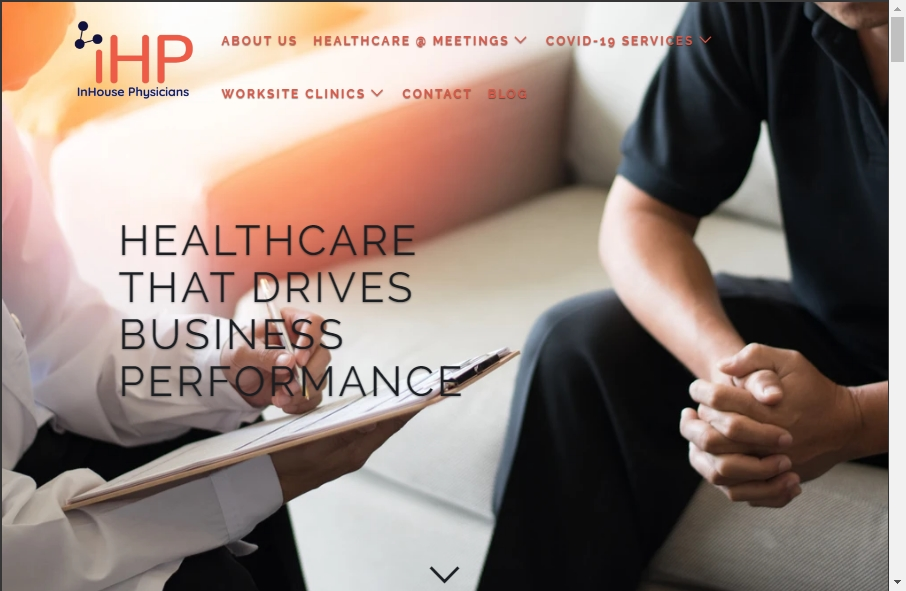 14 Physicians Website Examples to Inspire Your Site 26