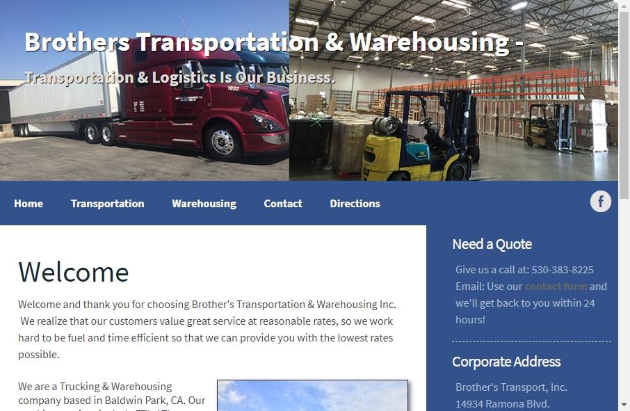 15 Amazing Transportation Website Design Examples in 2021 28