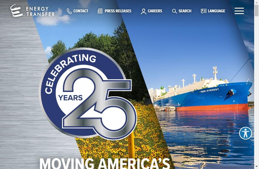 14 Amazing Energy Website Design Examples in 2021 24