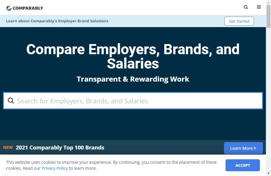 11 Examples of Inspirational Employee Websites 26