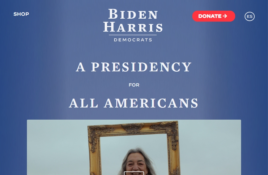 10 Examples of Politics Websites With Fantastic Designs 25