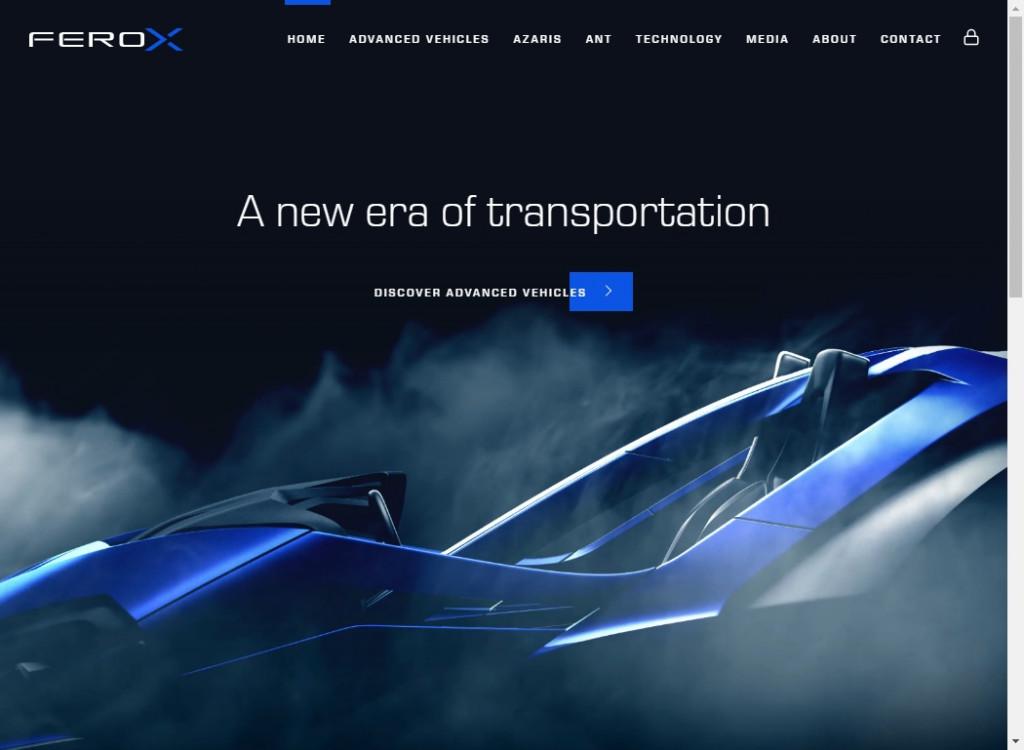 20 Best Futuristic Website Examples to Inspire You in 2021 28