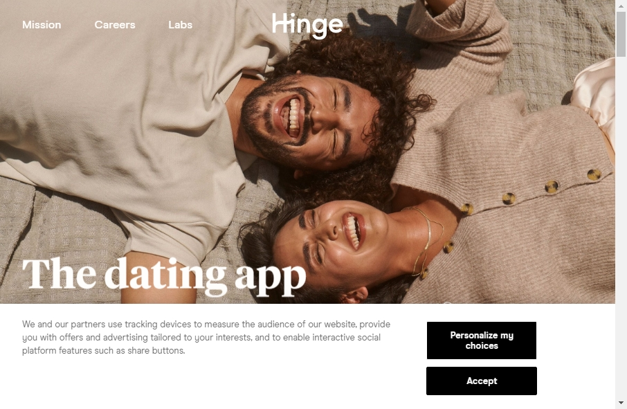 14 Examples of Inspirational Online Dating Websites 26