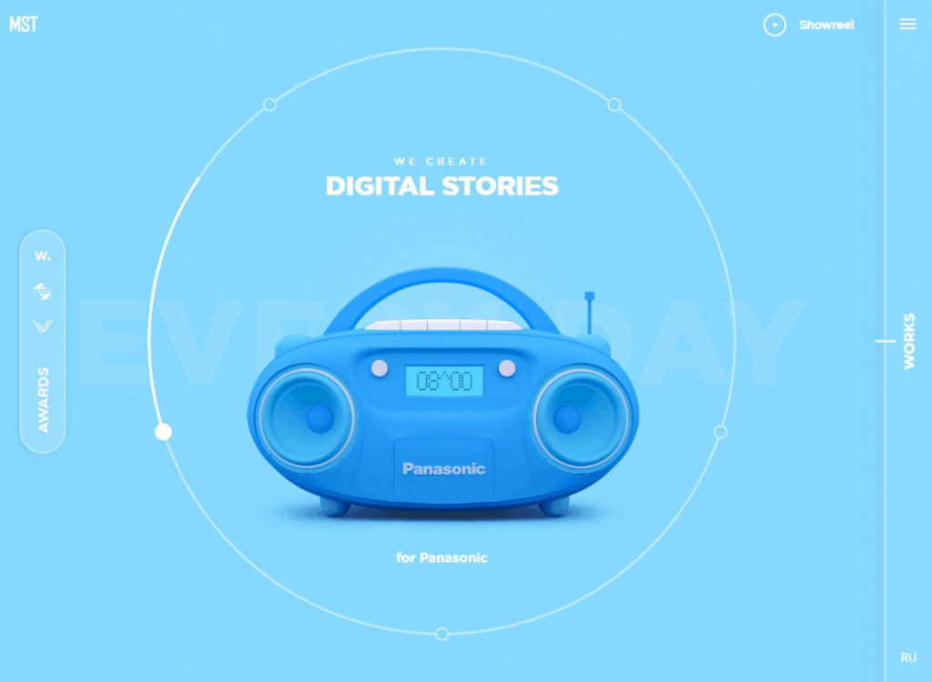 Experimental Web Designs To Inspire You 28