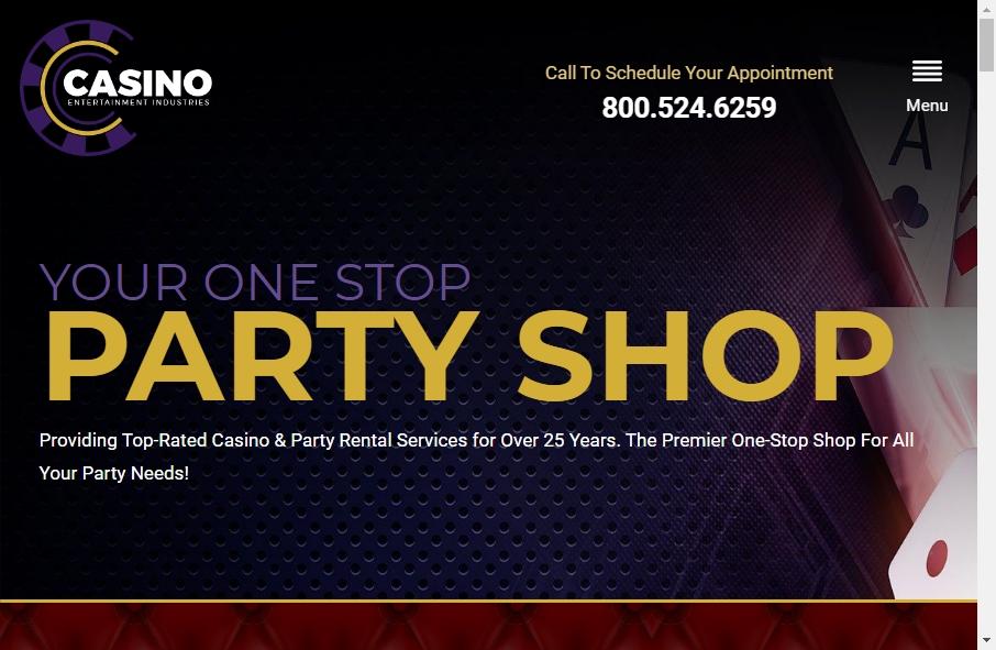 Casino Website Designs 26