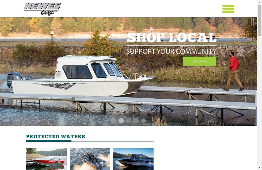 8 beautifully designed Marine website examples in 2021 24