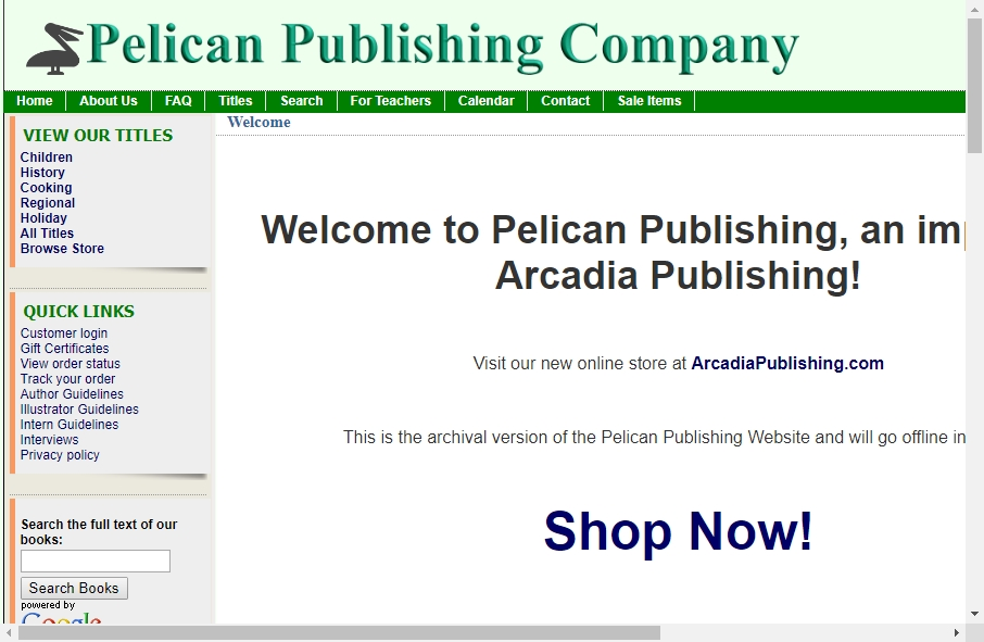 13 Great Publishing Website Examples 28