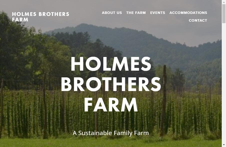 14 Amazing Farming Website Design Examples in 2021 27