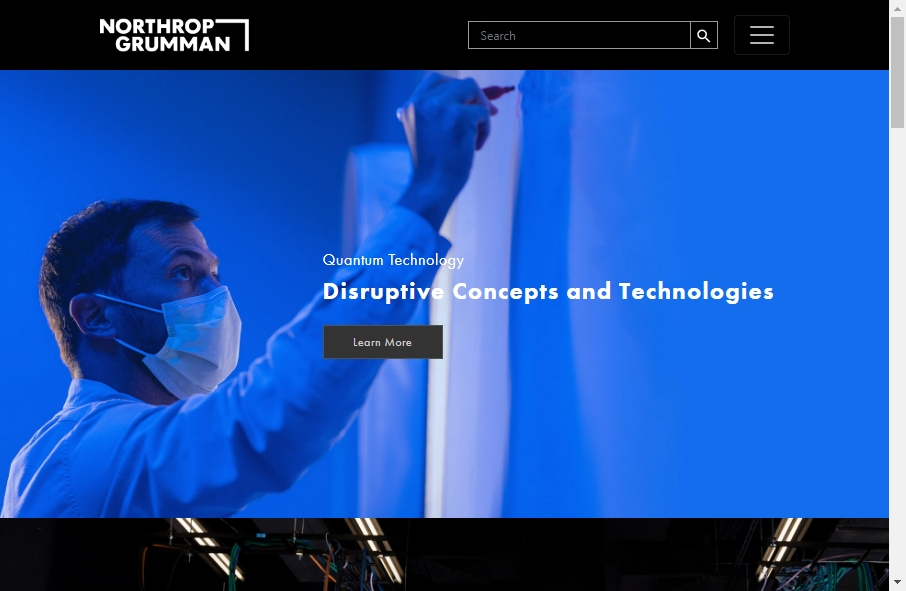 10 Examples of Inspirational Defense Websites 24