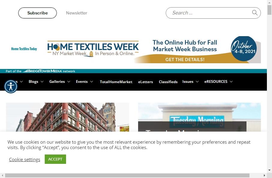12 Amazing Textiles Website Design Examples in 2021 26