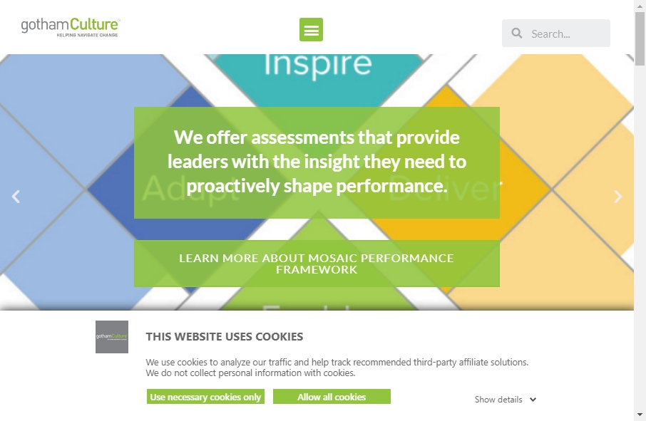 13 Culture Website Examples to Inspire Your Site 26