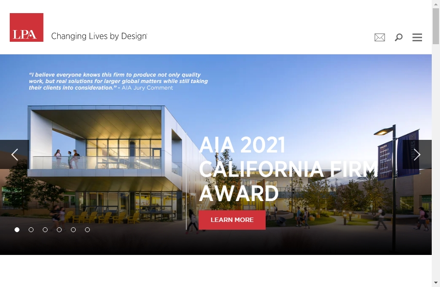 Great Architecture Website Examples 28