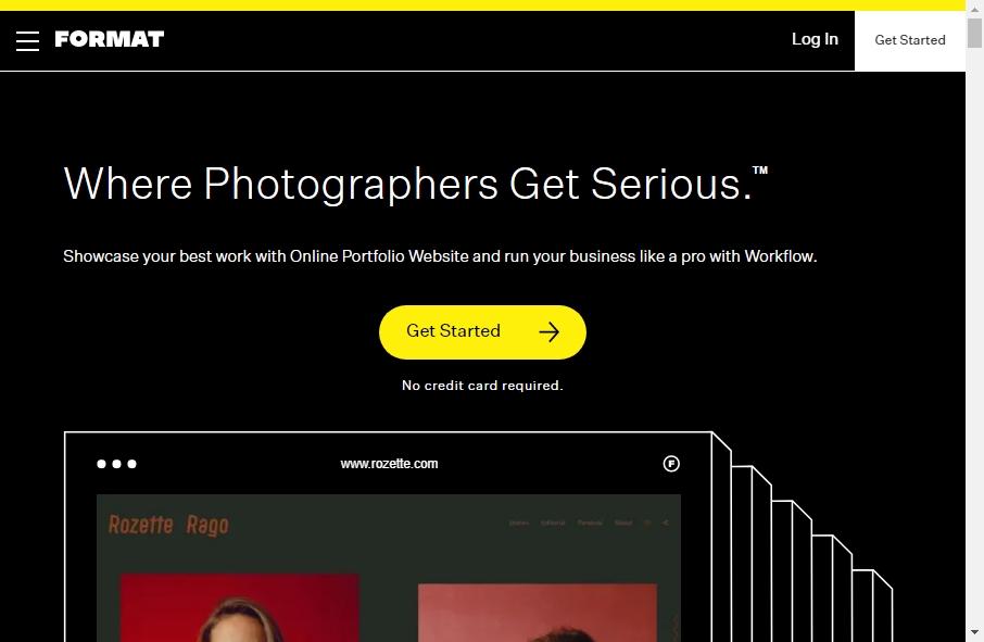 12 Amazing Portfolio Website Design Examples in 2021 27