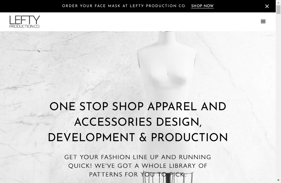 11 Fashion Website Examples to Inspire Your Site 25