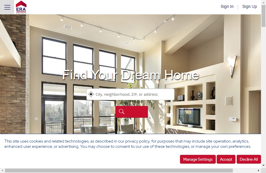 15 Great Real Estate Website Examples 26