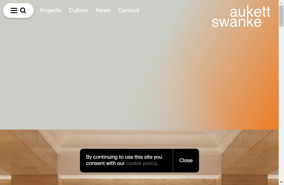 14 Examples of Architectural Websites With Fantastic Designs 27