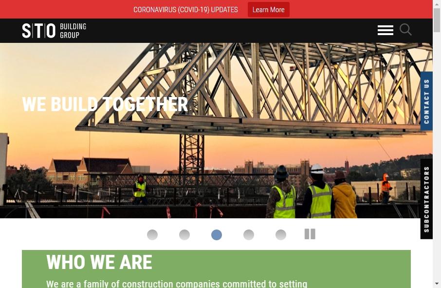 13 Best Contractors Websites Design Examples for 2021 25