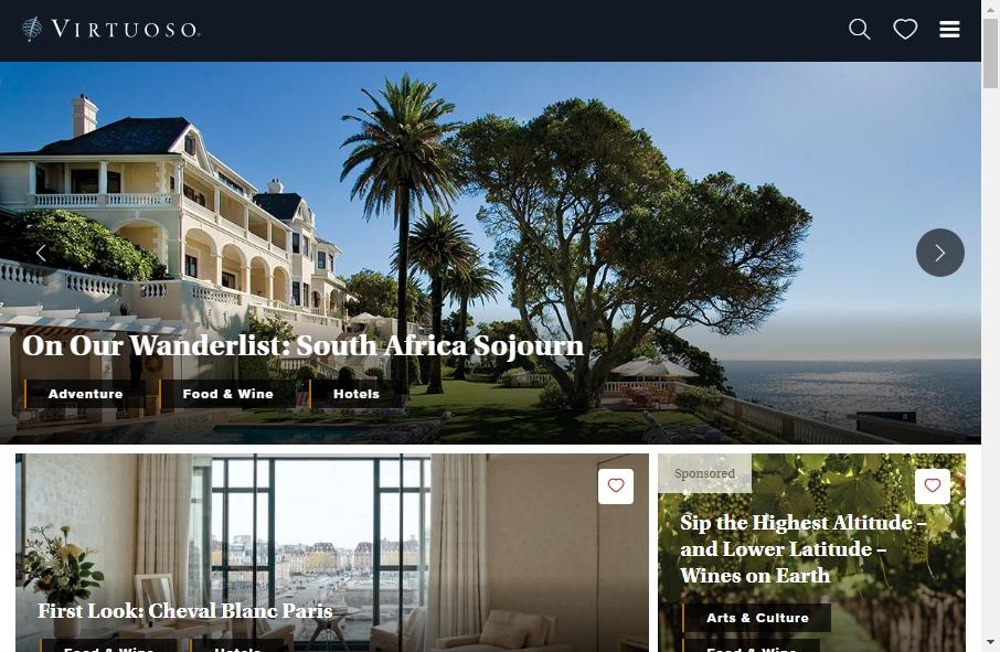 18 Best Travel Website Design Examples for 2021 26