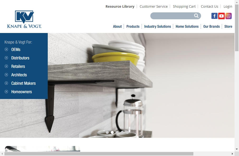20 beautifully designed Manufacturing websites examples in 2021 28