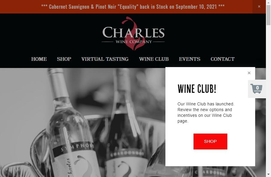 16 Best Wine Website Design Examples for 2021 26