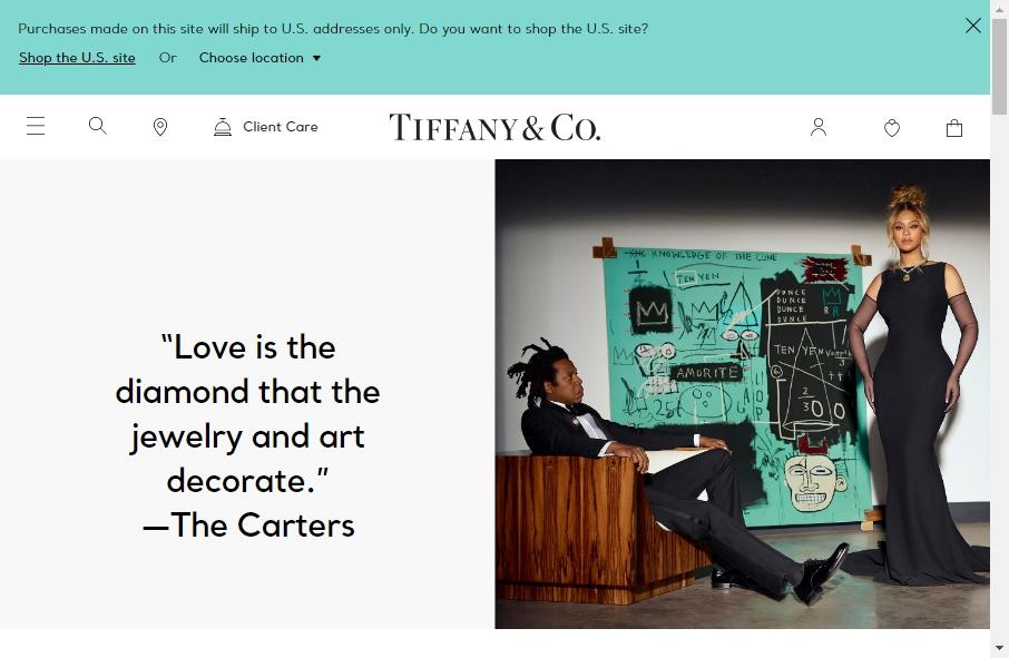 14 Amazing Luxury Website Design Examples in 2021 26