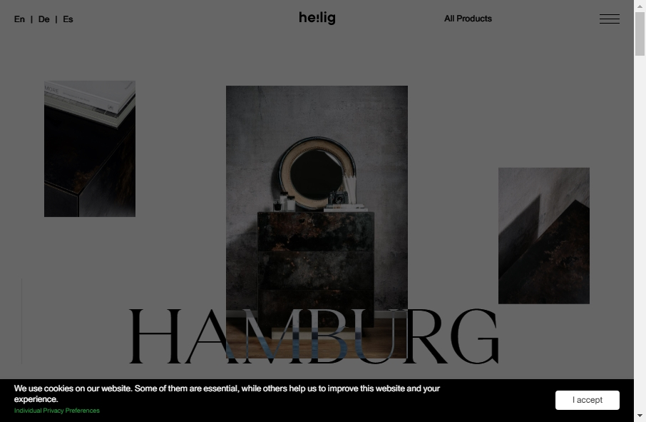 15 Examples of Gallery Websites With Fantastic Designs 26