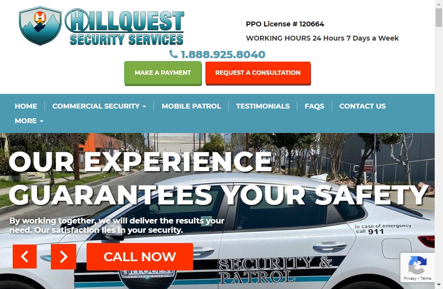 14 Examples of Inspirational Security Websites 24