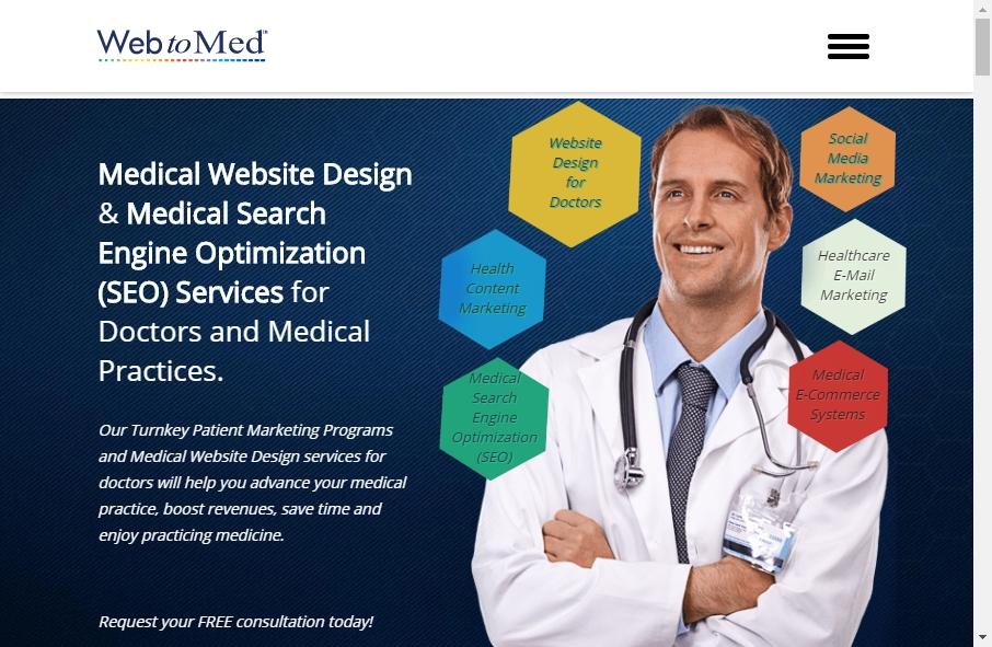 16 Best Doctor Website Design Examples for 2021 26