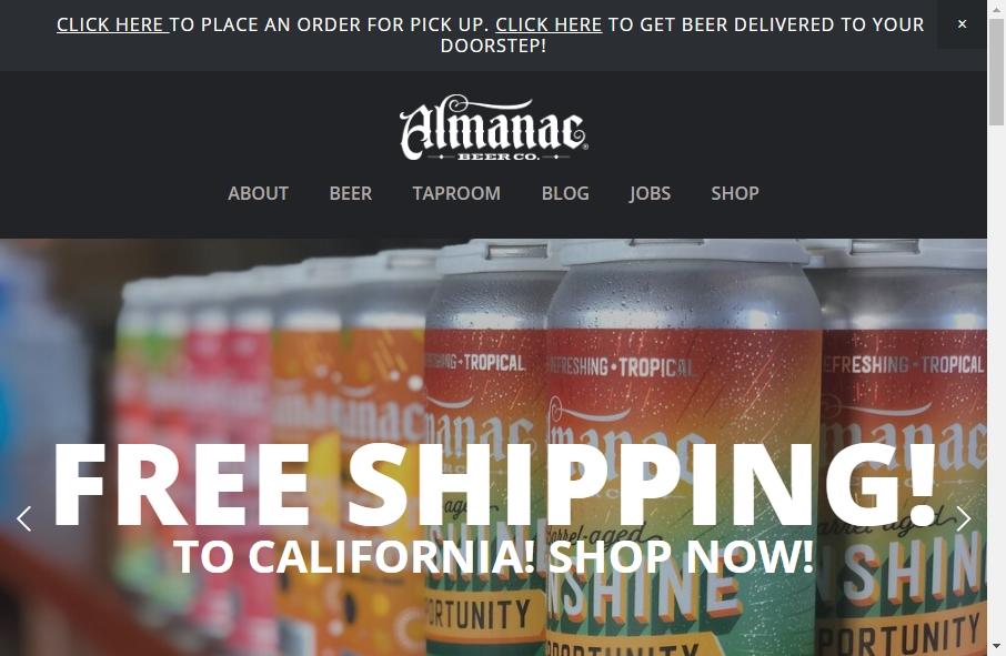 15 Beer Websites Examples to Inspire Your Site 25