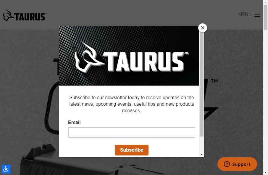 15 beautifully designed Gun website examples in 2021 28