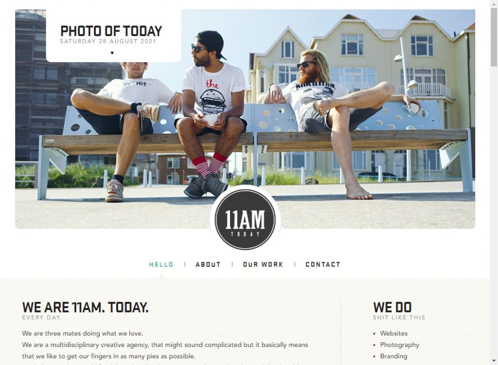 The Best Typography Websites 28