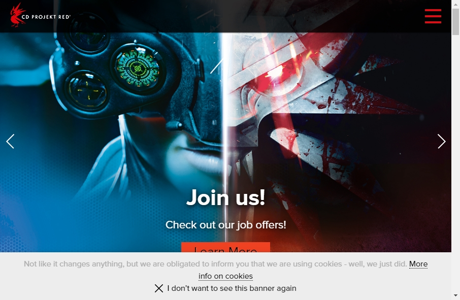 Gaming Websites Examples 26