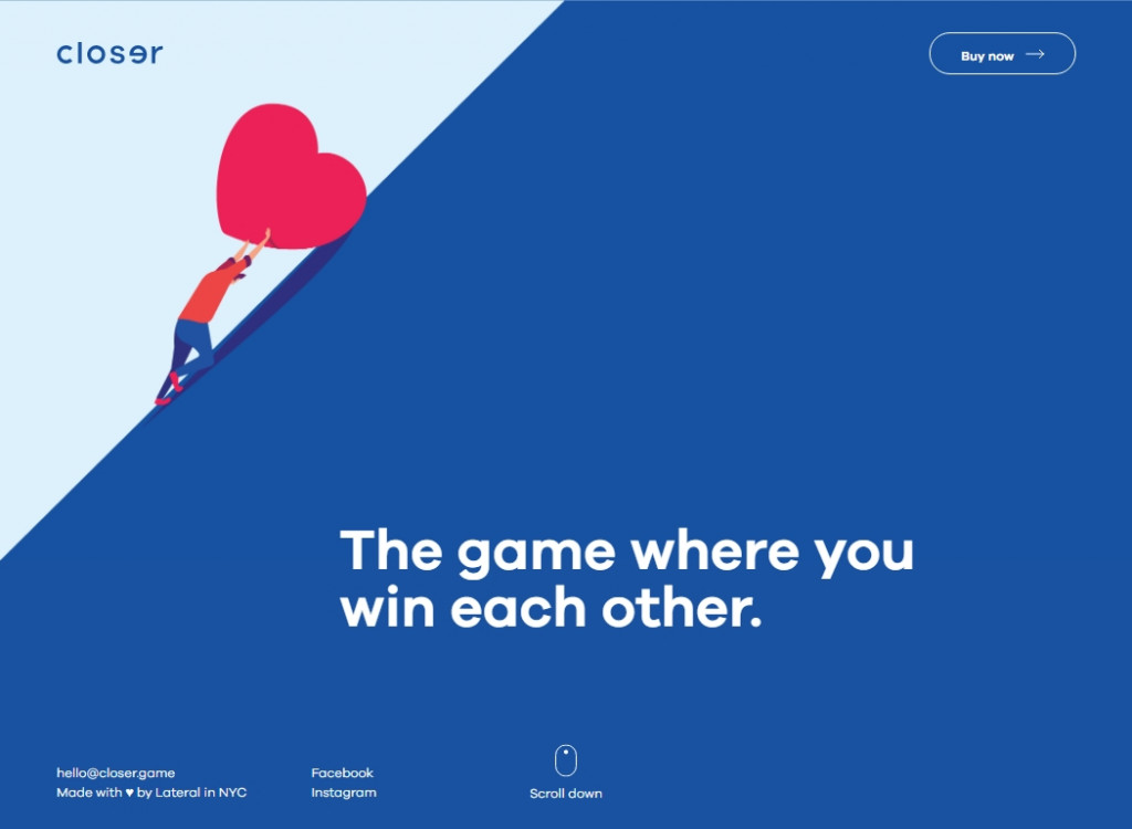 20 Best Creative Websites Ideas – Web Design Inspiration 29