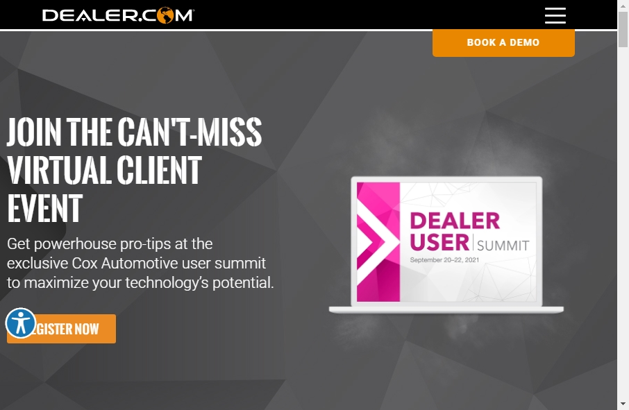 12 Examples of Auto Dealer Websites With Fantastic Designs 25