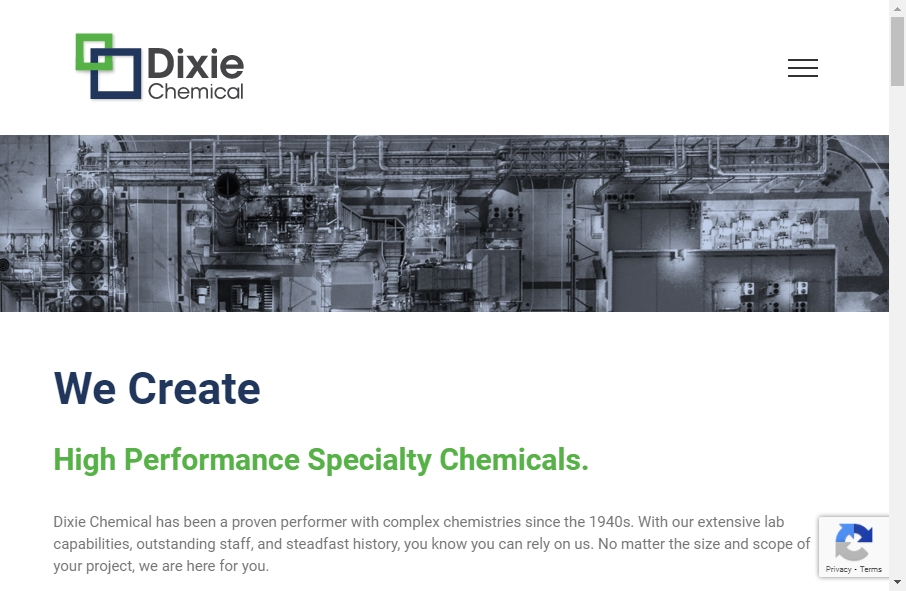 20 Examples of Chemical Websites With Fantastic Designs 26
