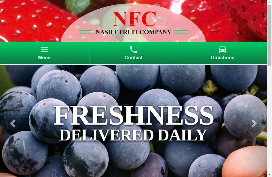 11 Examples of Inspirational Fruit Websites 27